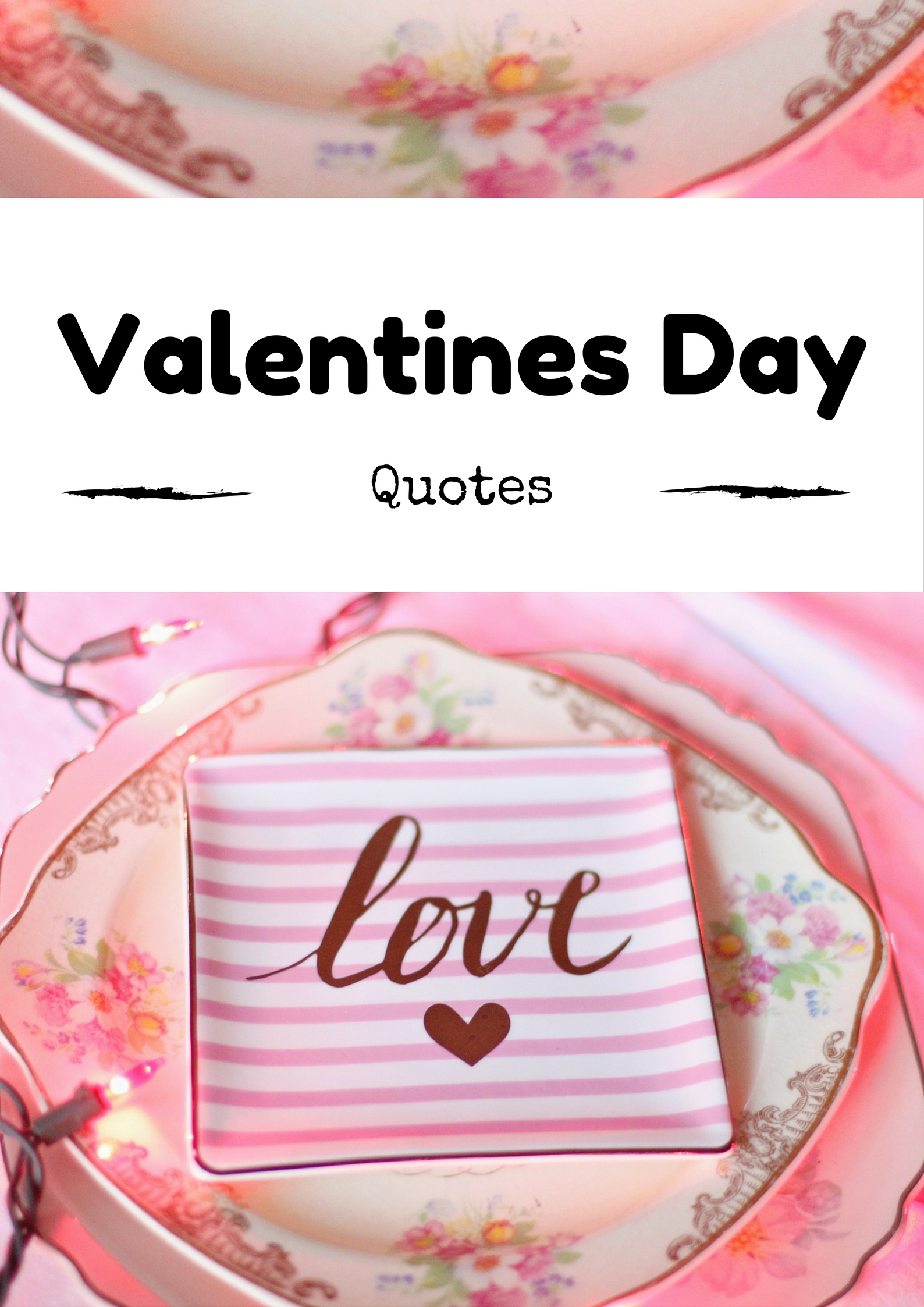 Valentines day quotes – Rose life